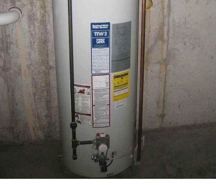 Leaking Water Heaters