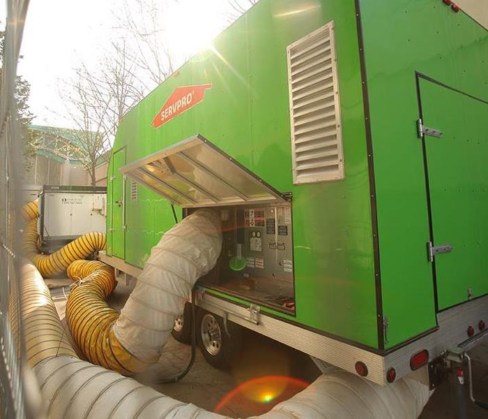 Broken Pipes To Your Business Servpro Of Sherman Denison