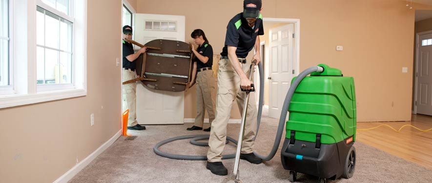 Sherman, TX residential restoration cleaning